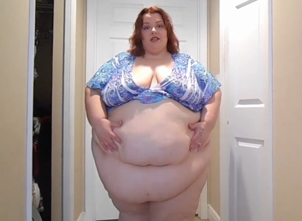 Thanks for Fat girls weight gain tits